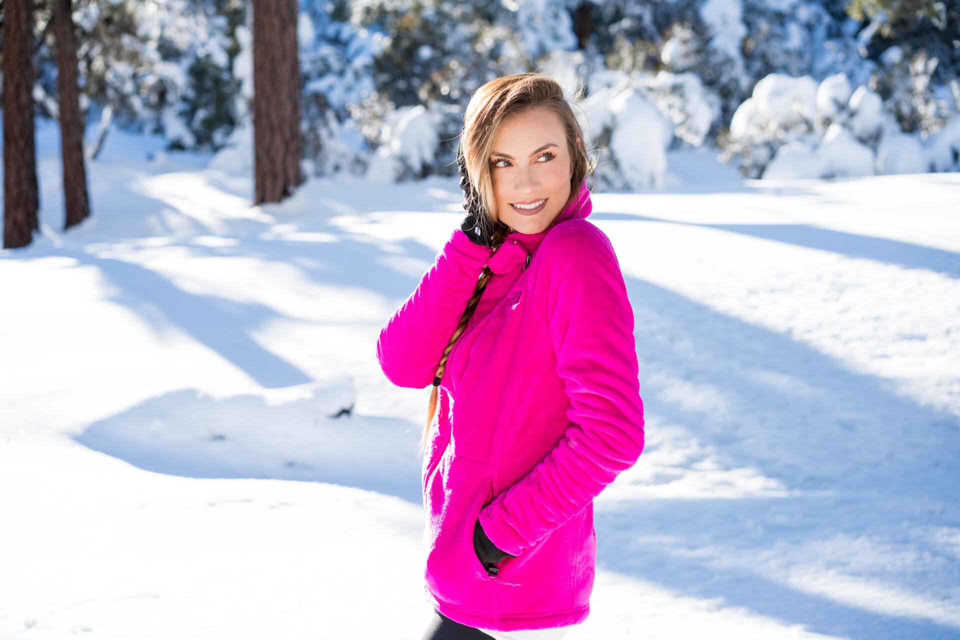 Neon Snow