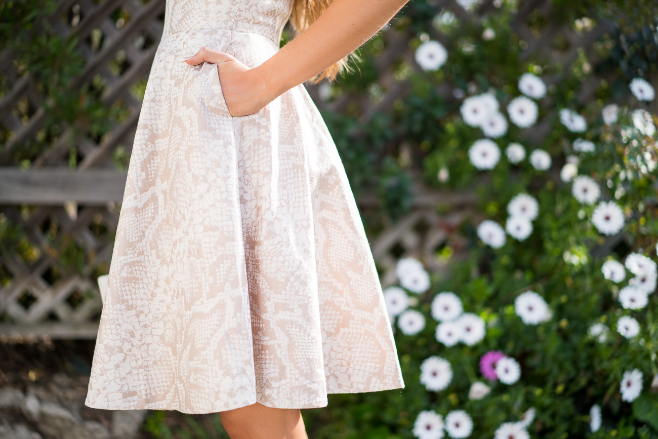 5 Truths about being Married to an Actor/Ted Baker Cocktail Dress