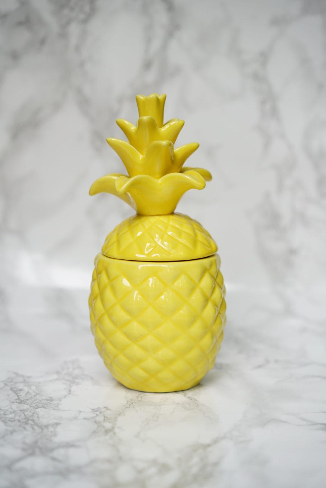 Target Pineapple Candle Angela Lanter Hello Gorgeous