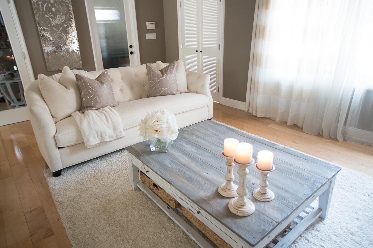 angela lanter living room home tour hello gorgeous