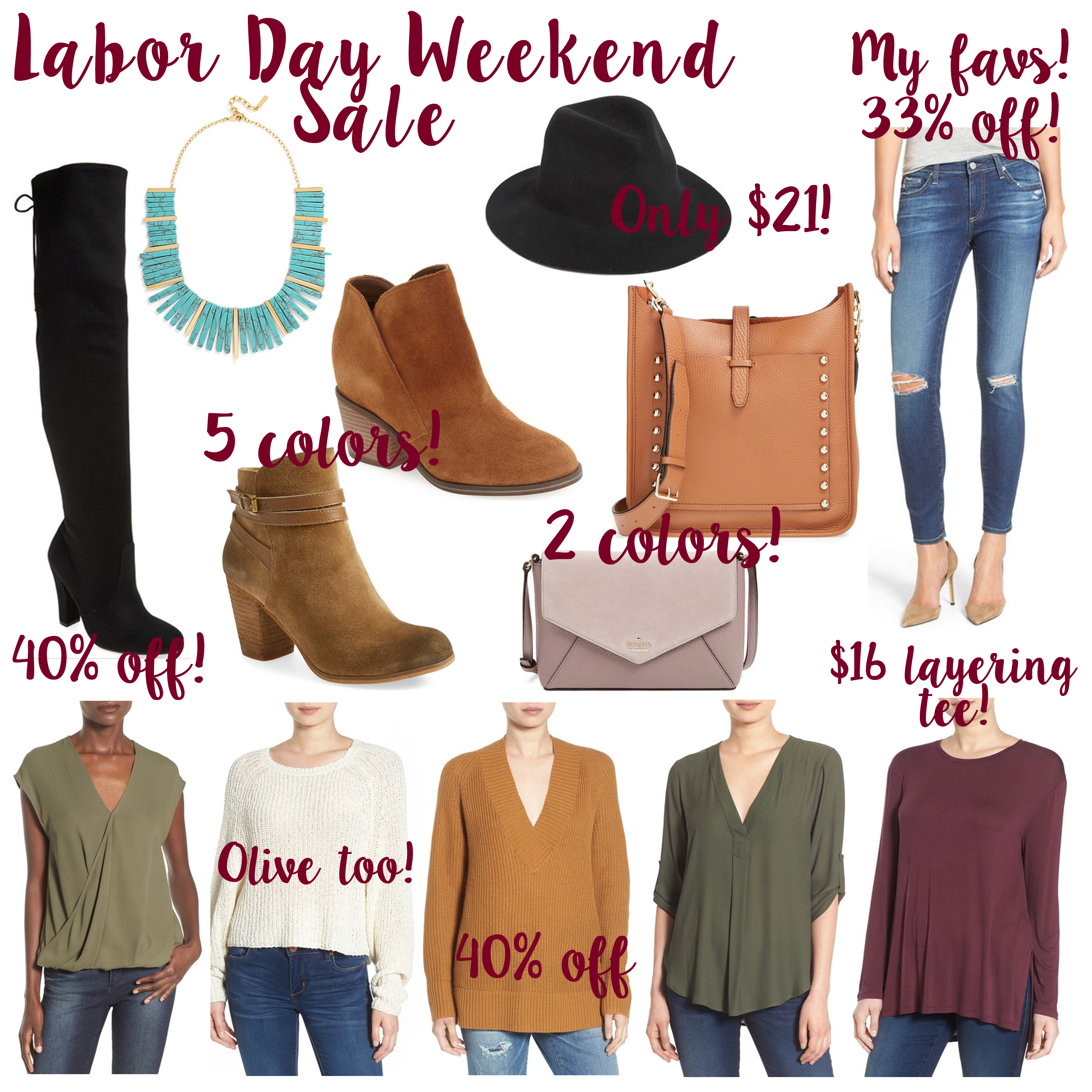 LDW labor day weekend sales and deals angela lanter hello gorgeous