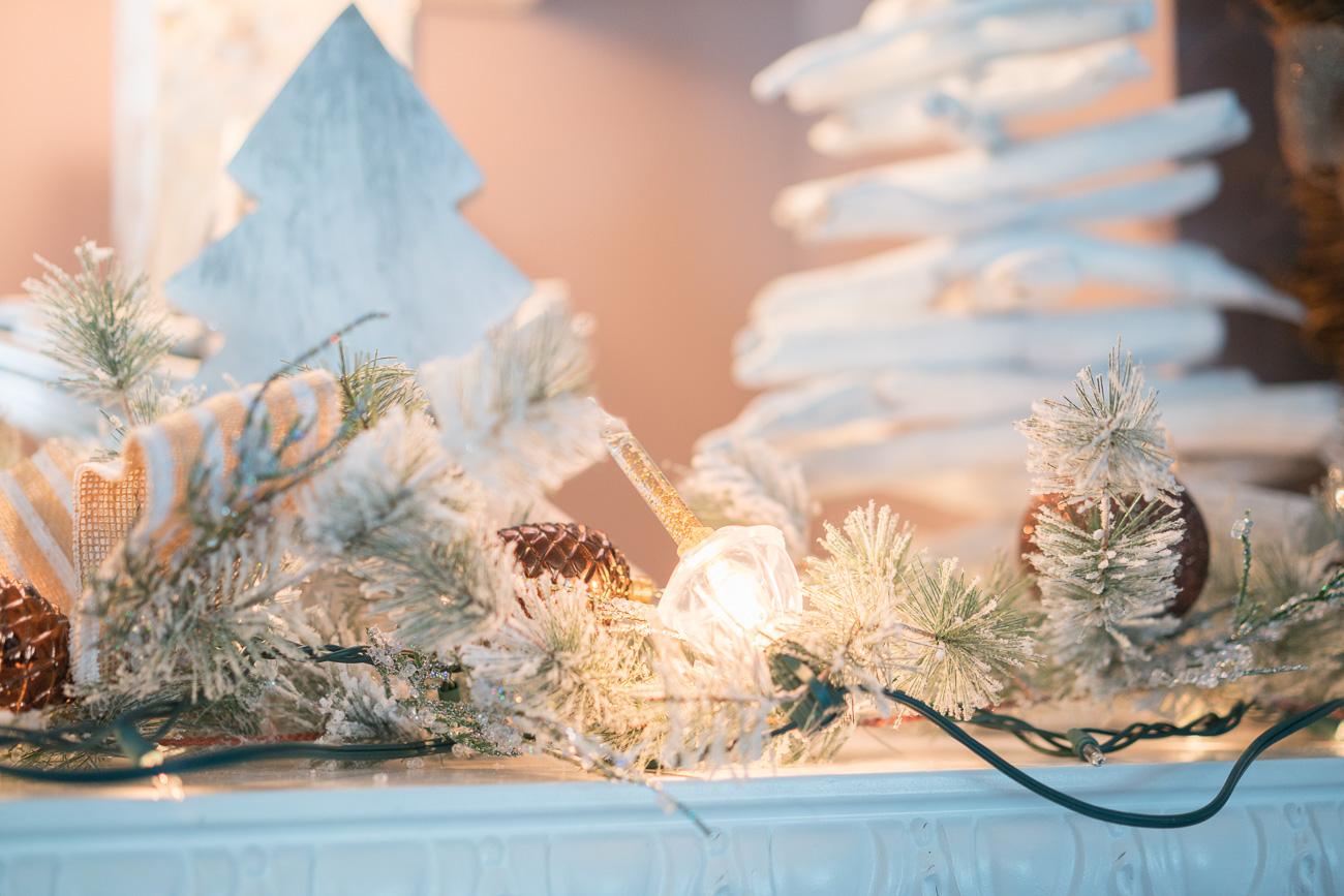 Christmas Home Tour decor angela lanter hello Gorgeous