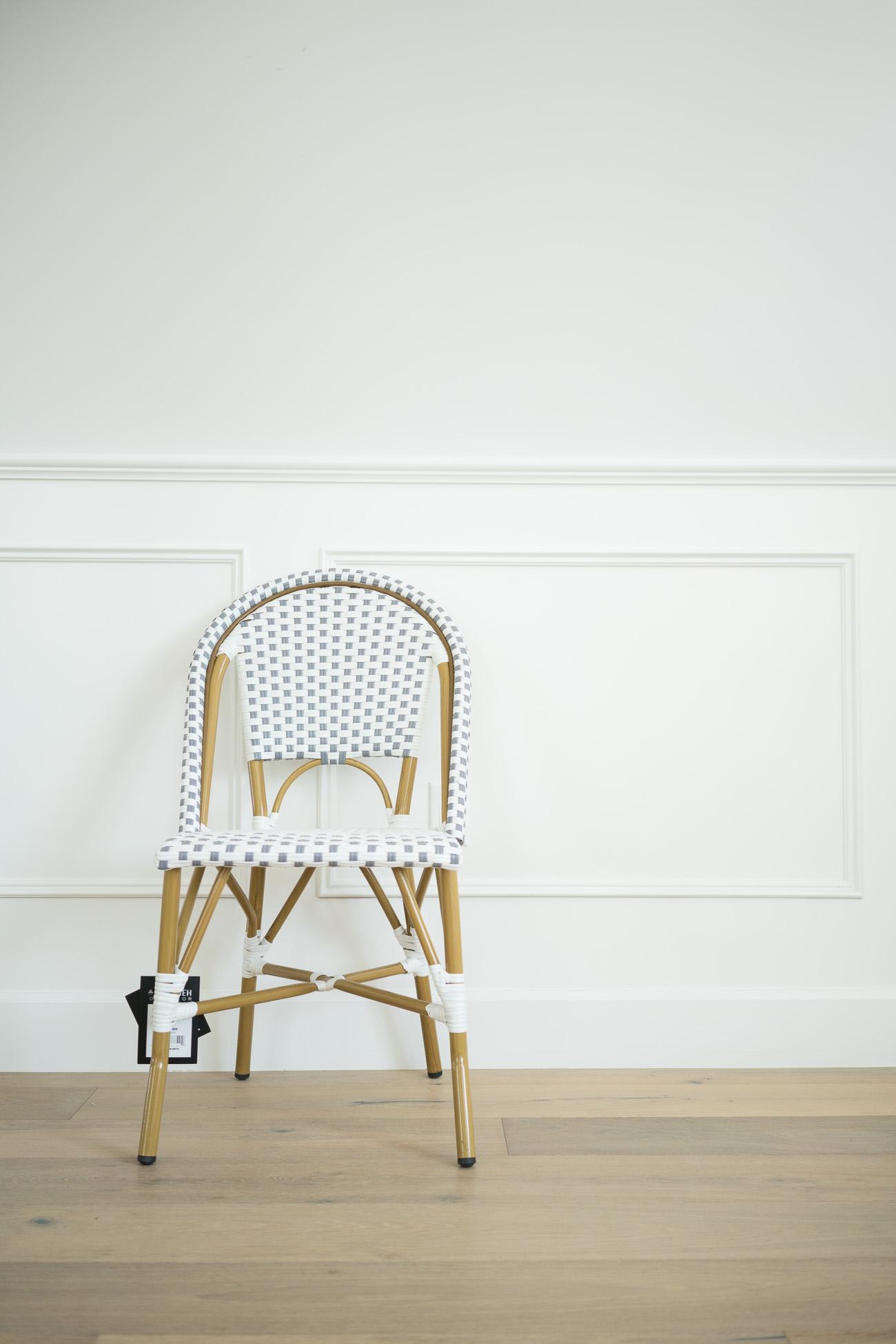 Wayfair Paris Bistro Chairs Outdoor patio angela lanter hello gorgeous
